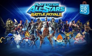 Sony's PlayStation All-Stars Battle Royale
