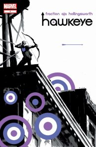 Marvel's Hawkeye #1 Cover