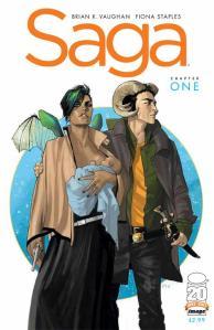Image's Saga #1 Cover