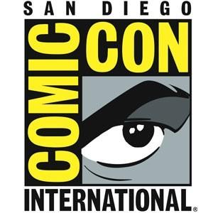 Official Logo for Comic Con International in San, Diego, CA