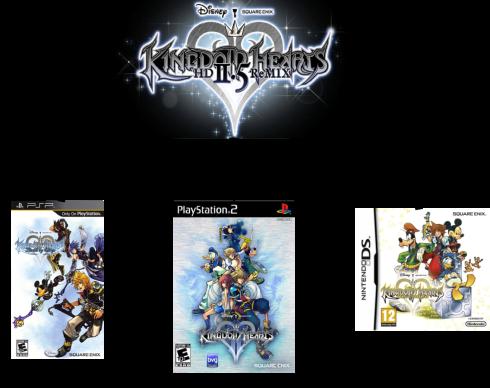 Kingdom Hearts 2.5 HD ReMix Breakdown