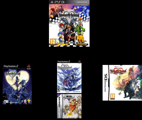 Kingdom Hearts 1.5 HD ReMix Breakdown