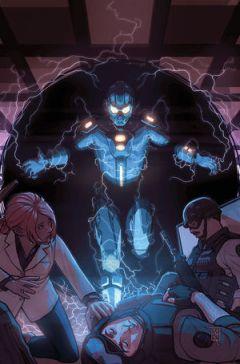 Blackout #1 Cover Dark Horse Comics