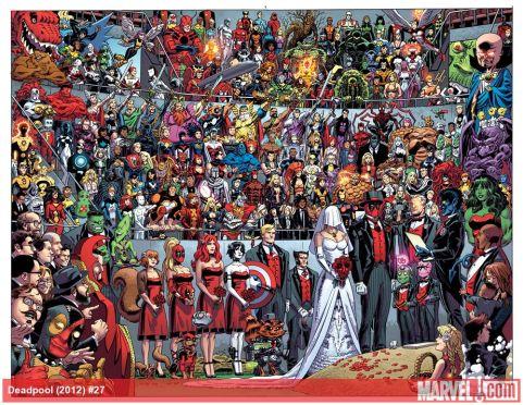 Marvel's Deadpool #27
