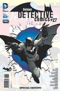 Detective Comics #27 Courtesy of DC Comics