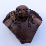 Bronze-tinted Leonardo.